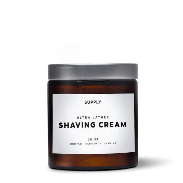 Supply Ultra Lather Shaving Cream - Crisp 120ml