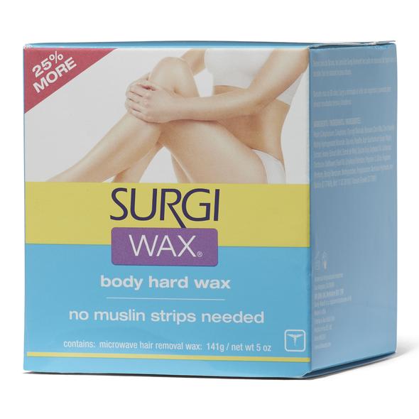 Surgi Bikini, Body & Leg Microwave Hair Remover Removal 113g
