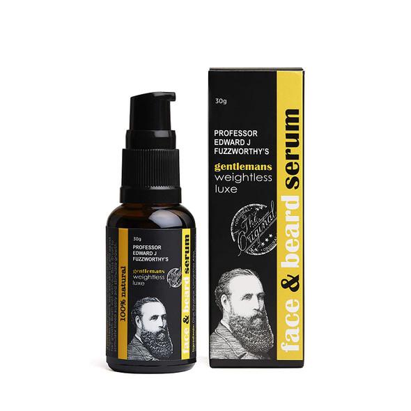 Professor Fuzzworthy's Face & Beard Oil Serum 30g