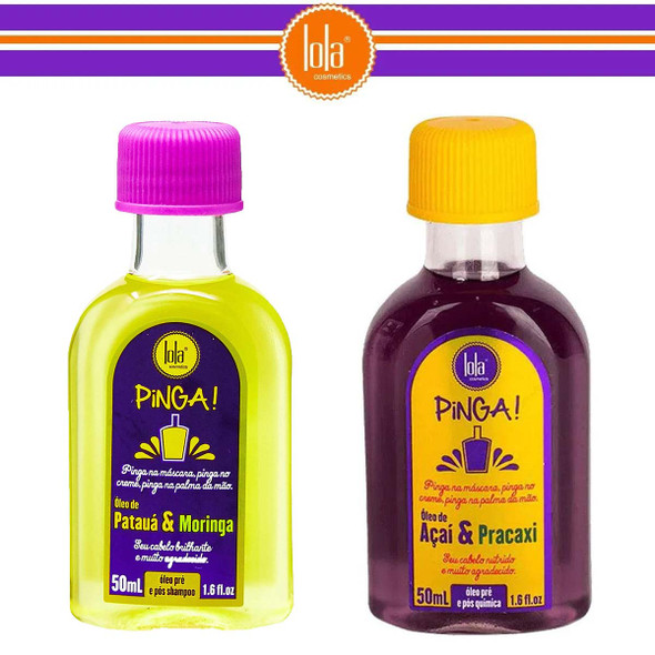 Lola Cosmetics Pinga  Brazilian Hair Oil