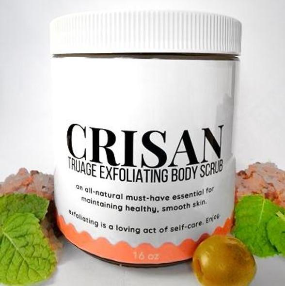 CRISAN truAGE Exfoliating Body Scrub