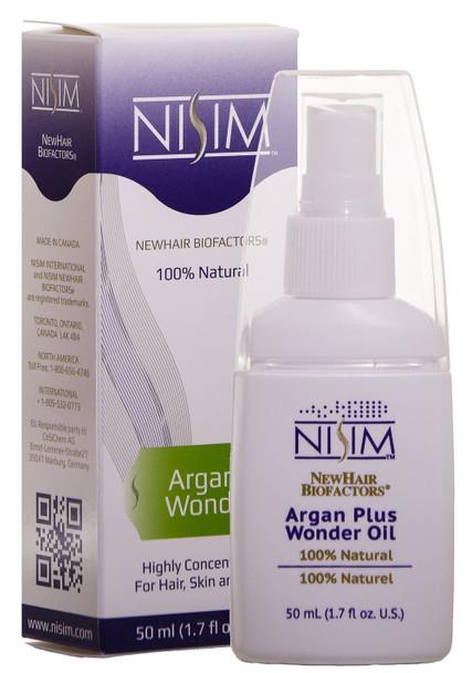 Nisim Argan Wonder Oil