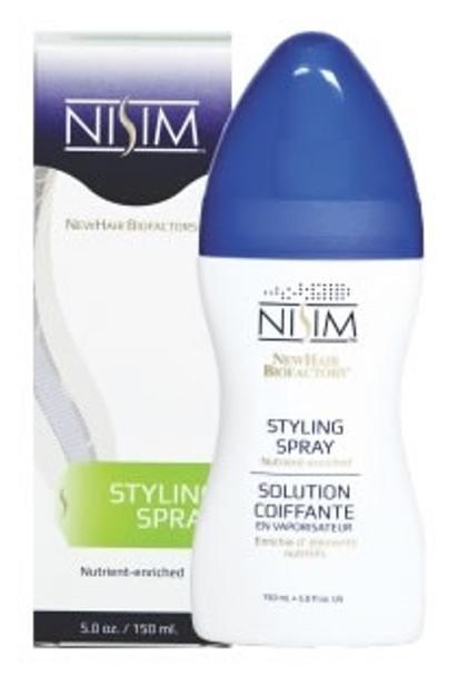 Nisim Nutrient-Enriched Styling Spray