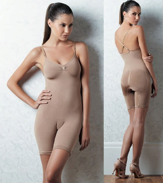 Scala Long Body Shapewear Anti Cellulite