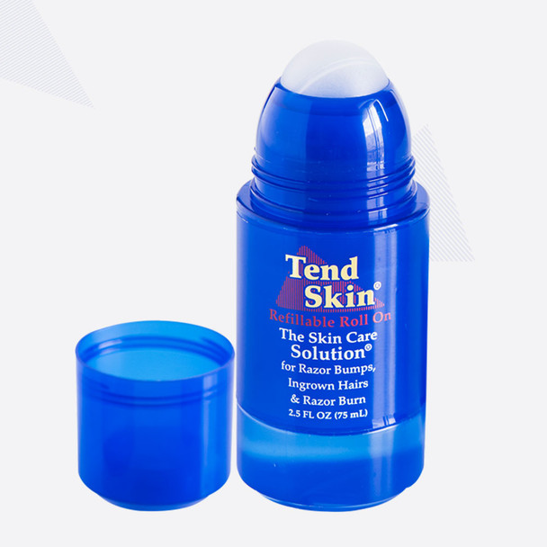 Tend Skin Ingrown Hair Treatment Refillable Roll-On System 75ml