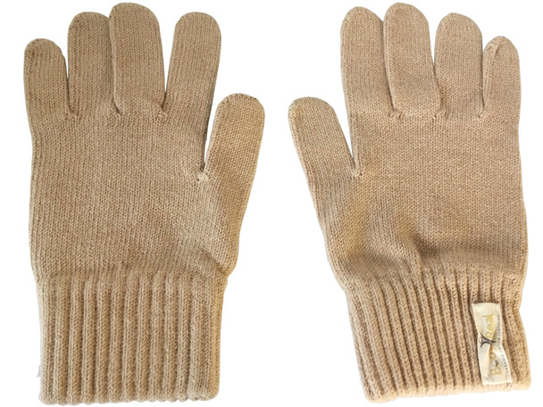 Body4real Organic Clothing 100% Certified Cotton Kids Gloves