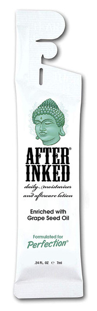After Inked Tattoo After Care Lotion 7ml Sachets
