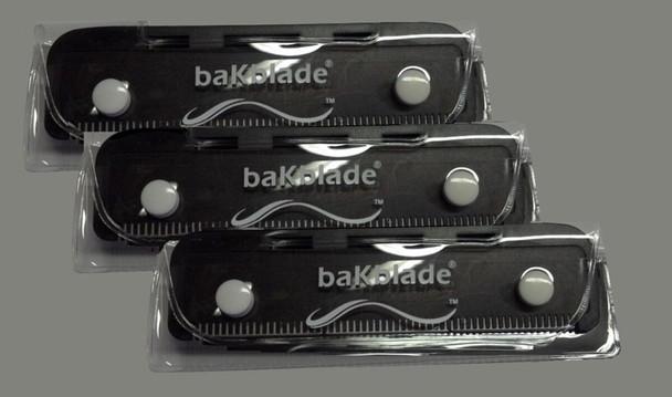 BaKblade Shaver Blade Set (for BaKblade 1.0)