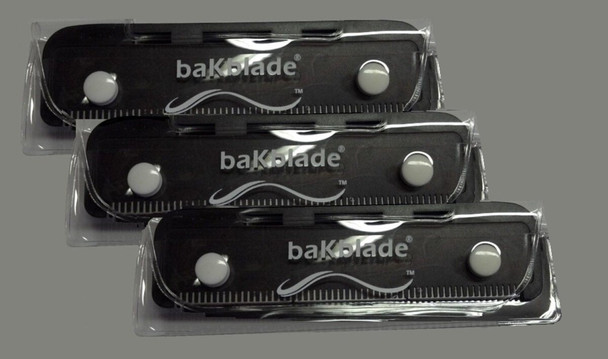 BaKblade Shaver Blade Set (for BaKblade 1.0)