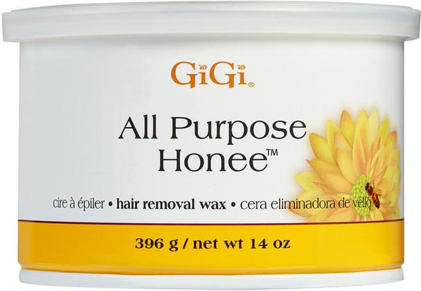 GiGi All Purpose Wax Honee (14oz)