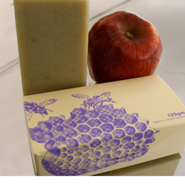 Beauty and the Bees Apple Cider Skin Tonic Soap