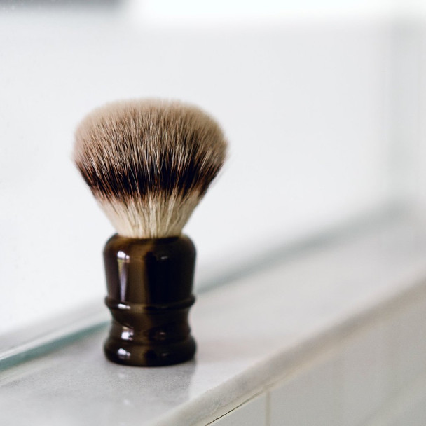 Silvertip Synthetic Shaving Brush by Supply