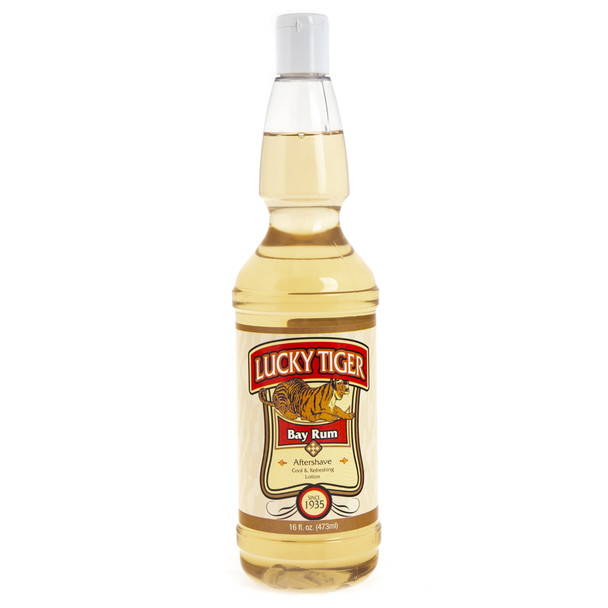 Lucky Tiger Bay Rum Aftershave 473ml