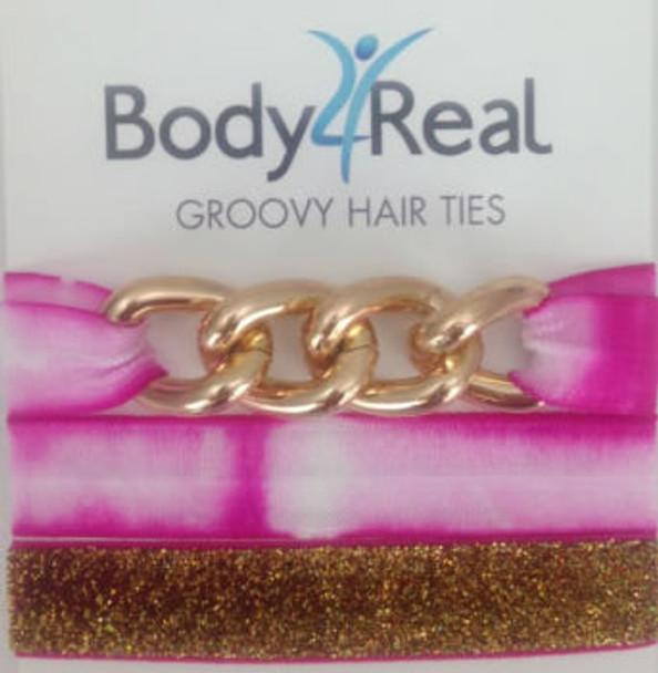 Hair Tyes Pack of 3