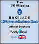 BaKblade 2.0 Replacement Blades - 6 Pack