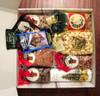 Family Holiday Movie Night Snack Gift Basket Box
