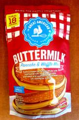 Gourmet Buttermilk Pancake n Waffle Mix Great American Pancake