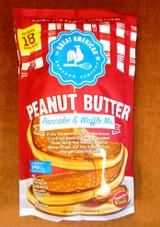 Gourmet Peanut Butter Pancake n Waffle Mix Great American Pancake