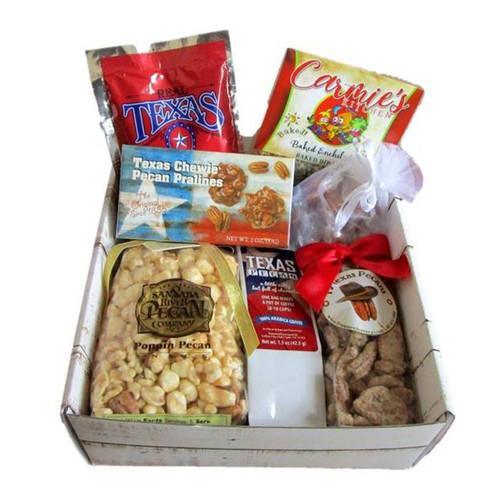 Texas Howdy Y'All Gift Box