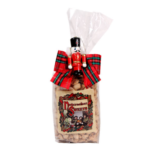 Nutcracker Sweets Holiday Themed Snack Gift Bag - 6 oz