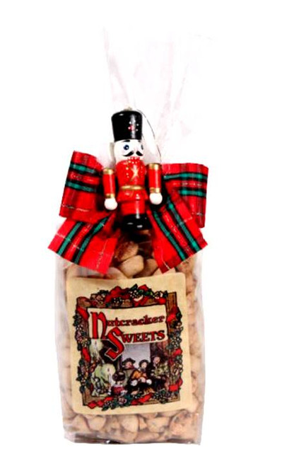 Nutcracker Sweet Holiday Cookie Bites Gift Bag