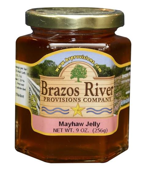 Brazos River Mayhaw Jelly - 9 oz