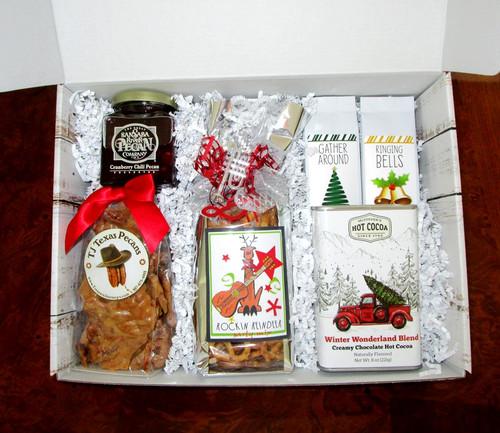 Memories of Christmas Holiday Gift Basket