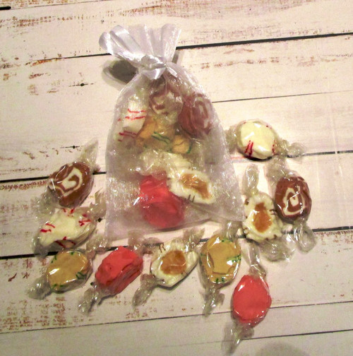 Multi Flavored Taffy Candy Gift Bag