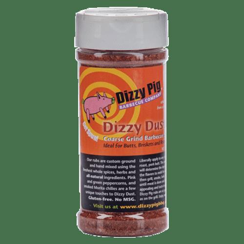Dizzy Pig BBQ Rub Dizzy Dust Coarse