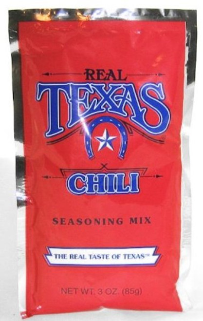 Real Texas Chili Seasoning Spice Mix