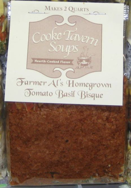 Cooke Tavern Tomato Basil Bisque Soup Mix