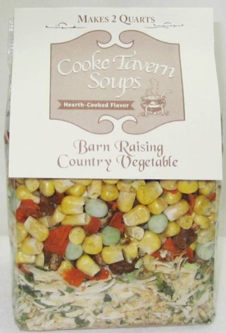 Cooke Tavern Country Vegetable Soup Mix