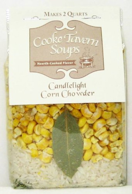 Cooke Tavern Candlelight Corn Chowder Soup Mix