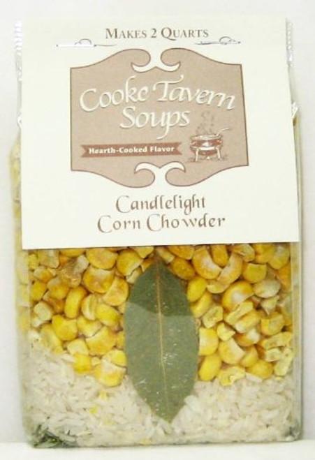 Cooke Tavern Candlelight Corn Chowder Soup Mix
