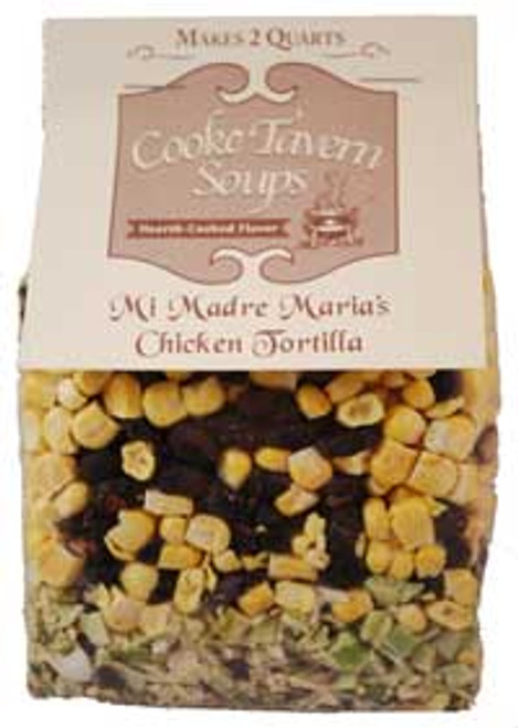 Cooke Tavern Mi Madre Maria Chicken Tortilla Soup Mix