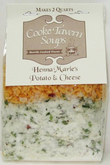 Cooke Tavern Henna Marie Potato and Cheese Soup Mix