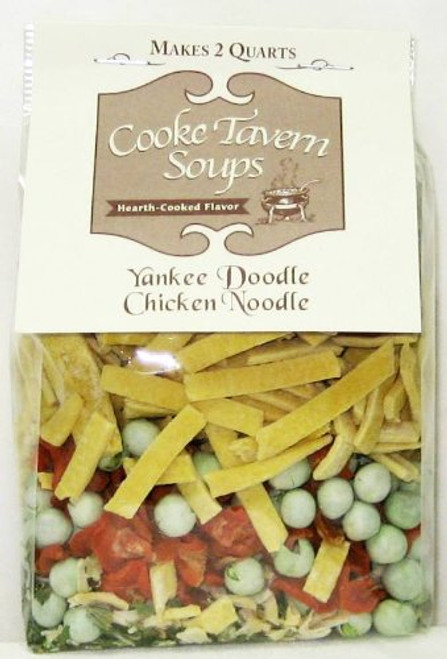 Cooke Tavern Yankee Doodle Chicken Noodle Soup Mix