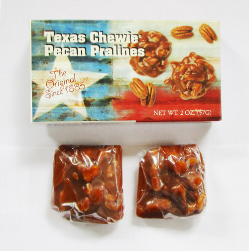 Texas Pecan Chewie Praline Gift Box