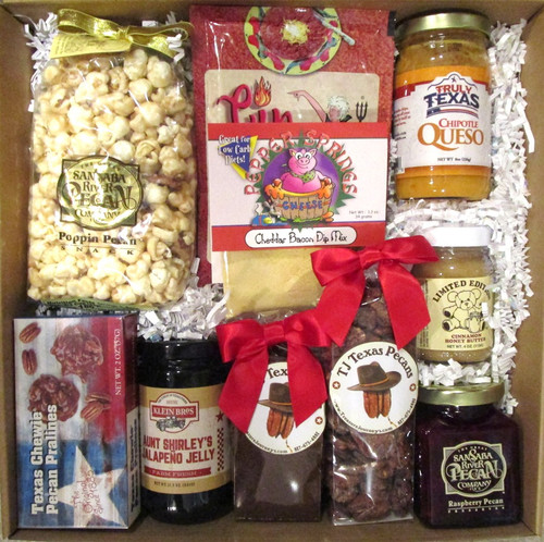 Texas Snack Time Gift Box - Treasure Journeys