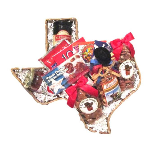 Welcome to Texas Housewarming Gift Basket
