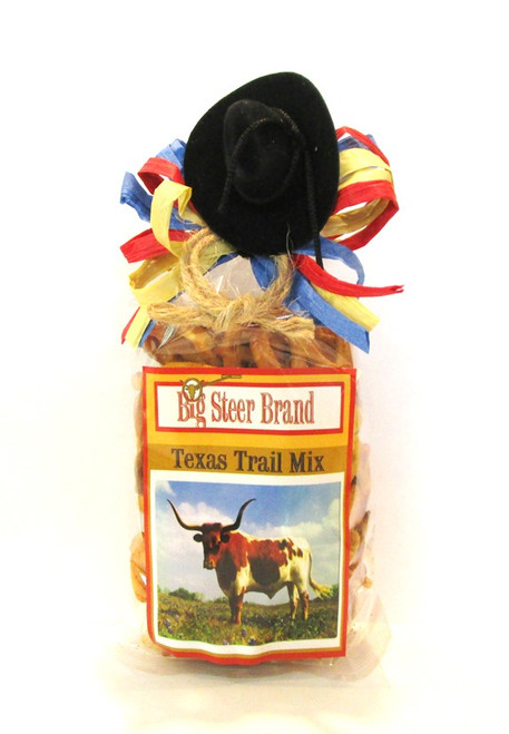 Big Steer Brand Texas Trail Mix Snack Gift Bag
