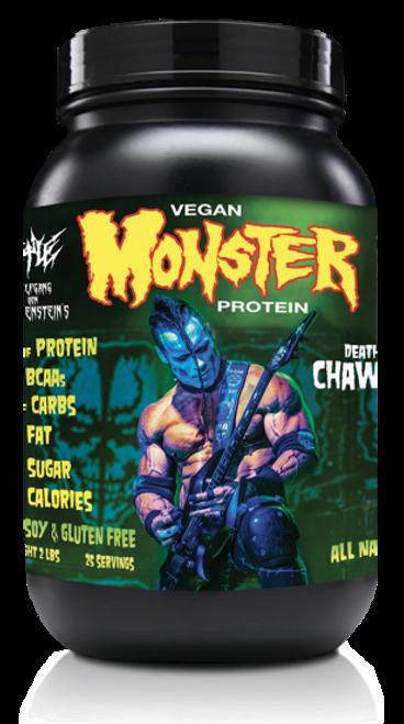 Vegan Protein Powder - Death by Chawklit