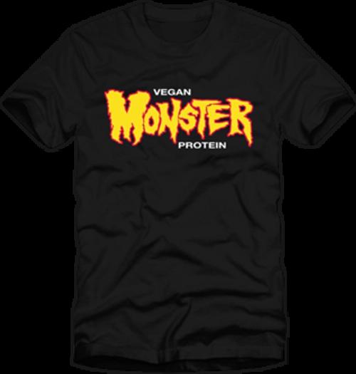Vegan Monster Protein T-Shirt