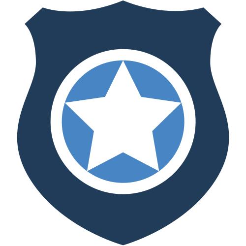 2500+ Law Enforcement Agencies