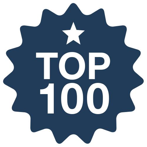 50% Over Half of Top Retailer 100 List