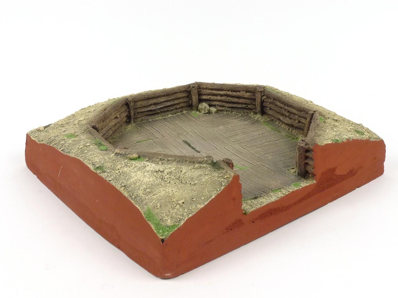 All Diorama Bunker for Light Artillery ADV010