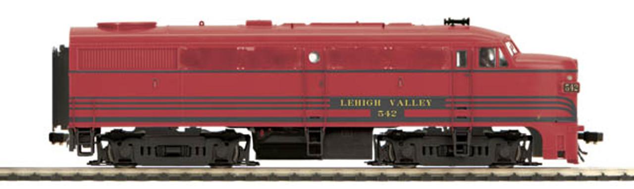 Mth Trains 80 2099 0 Ho Lehigh Valley Alco Fa 1 A Unit