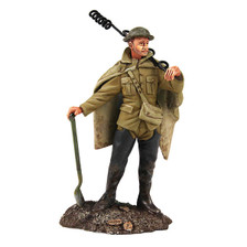 W Britain 16041 Art of War Battle of Bushy Run No.3-3 Pc Set//Limited Edition
