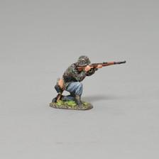 Thomas Gunn GB002 Marching SCOTS GUARDSMAN WW2 PAINTED Métal