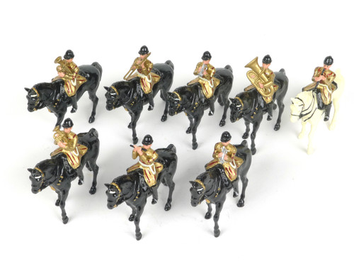 Ducal Traditional Military Figures MB5003A The Royal Horse Guards